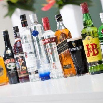 Diageo cuts UK jobs as it reviews spirits bottling