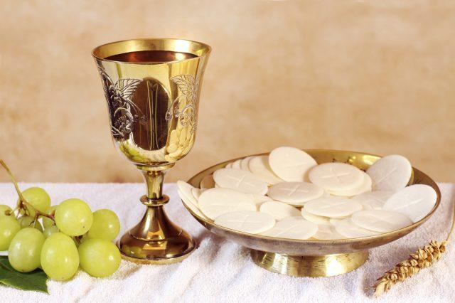 Vatican Bans Gluten Free Communion Wine