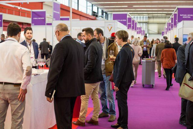 The World Bulk Wine Exhibition 2018 will celebrate 10th