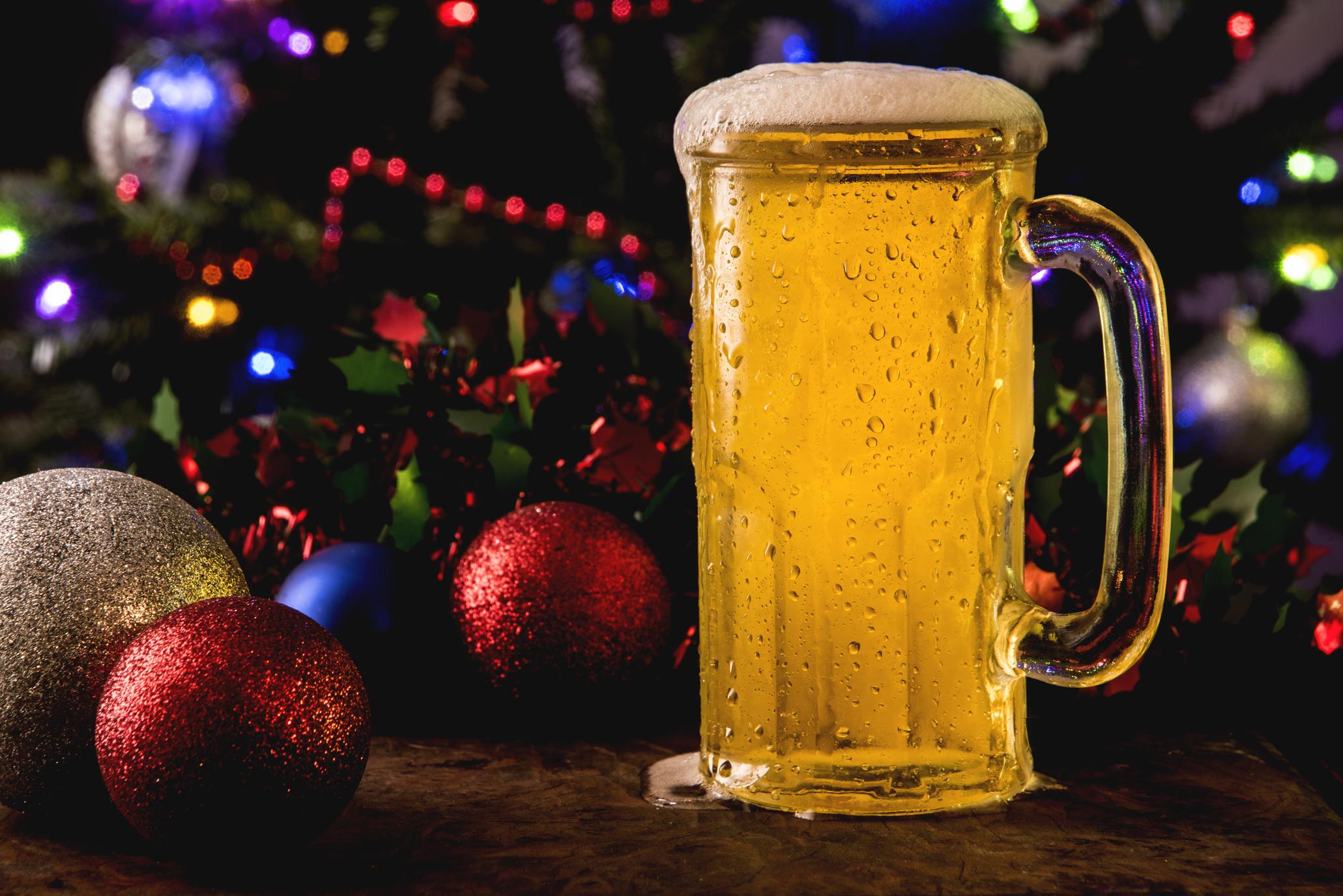 Christmas Beer.Top 10 Festive Beers From Uk Breweries