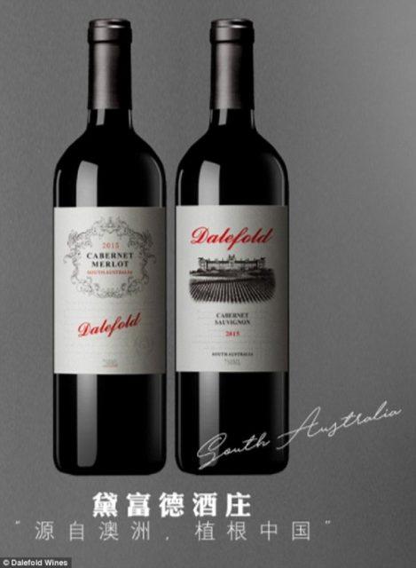 Wine Australia suspends Penfolds copycat's export licence to