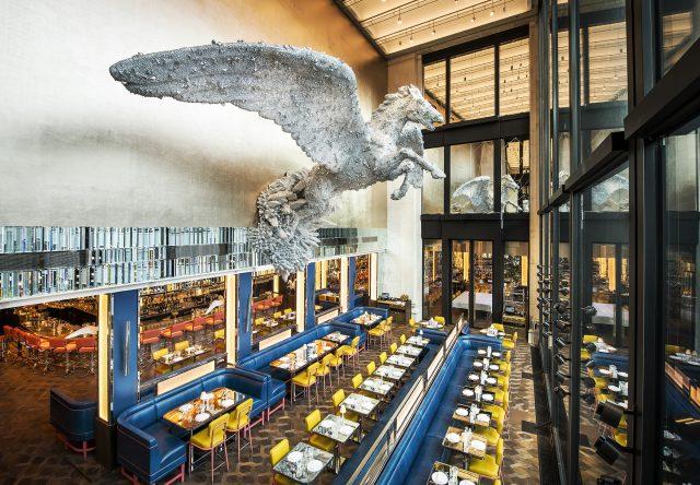 9dfde07f564 Brasserie of Light opens in Selfridges