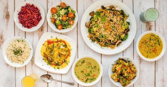 Vegan Venue Voted London S Favourite Restaurant