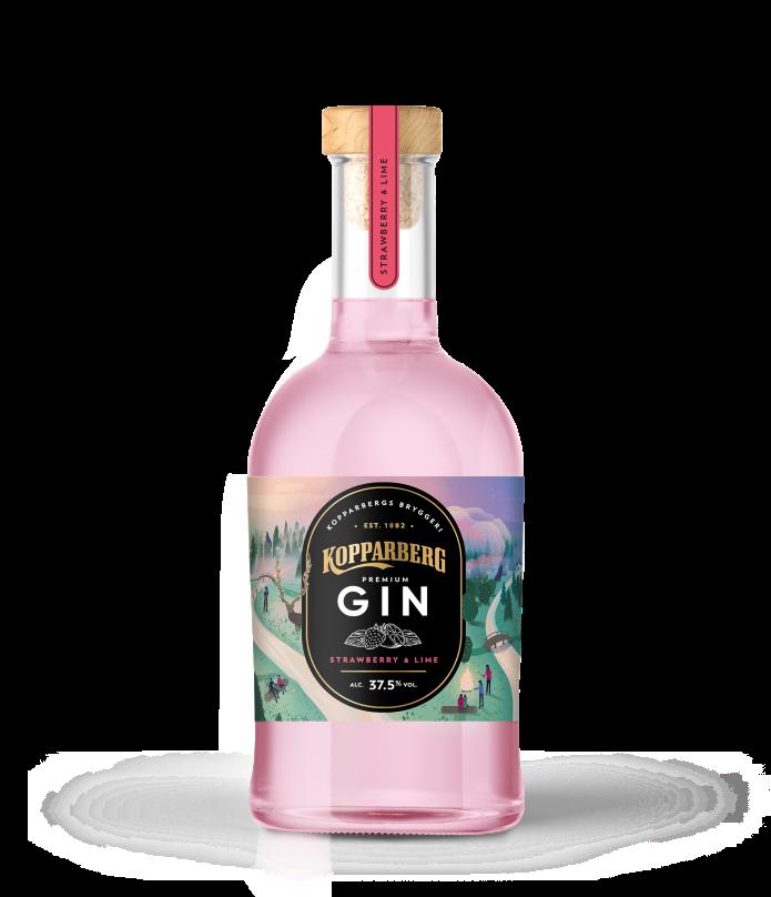Kopparberg Premium Gin