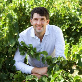 Union des VIgnerons des Côtes du Rhône winemaker Laurent Paré