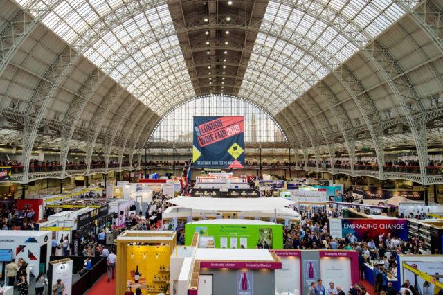 A photo of London Wine Fair