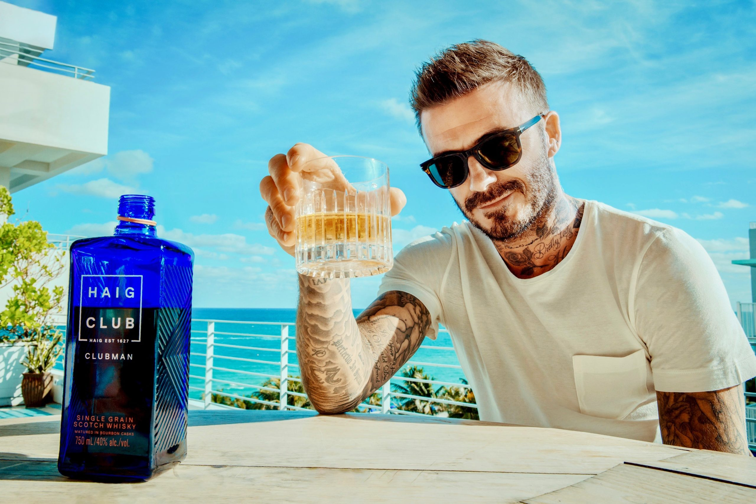 Beckham's Haig Club named whisky of Inter Miami - The Drinks Business