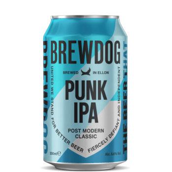 Brewdog Rebrands Exchanges Old Cans For Equity