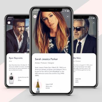Photo of Celebrity drinks app seeks crowdfunding