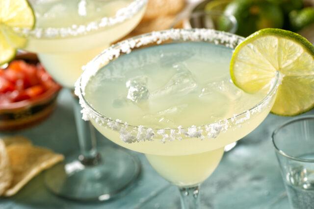 A classic Margarita recipe