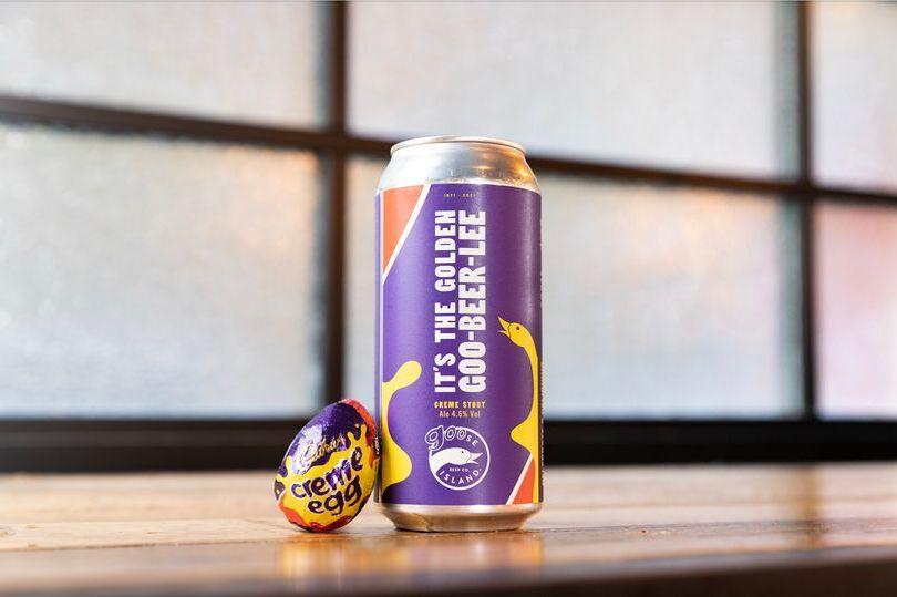 creme egg beer - photo #2